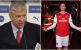 Holding đáp lại 'lời xin lỗi mang tính biểu tượng' của Giáo sư Wenger