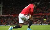 Rashford nứt xương; Pogba nhừ mắt cá - Man Utd bị tổng sỉ vả bằng 'diễn văn'