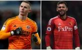 Man Utd sản sinh ra 2 'siêu thủ môn', không chỉ là De Gea