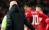 XONG! Solskjaer báo tin thảm họa, Man Utd ngồi trên 'núi lửa'