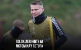 XONG! Solskjaer xác nhận 'lá chắn' đặc biệt của Fernandes, hé lộ vai trò cực sốc