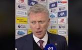 Moyes: 'Đụng độ Liverpool và Man City không phải trận đấu lớn'