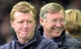 'Không, ngồi xuống đi, Man Utd sẽ giành chiến thắng'