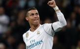 Ronaldo 'đóng sập cửa' Neymar đến Real Madrid