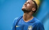 Tội nghiệp Neymar! Tránh 'vỏ dưa' Messi, gặp 'vỏ dừa' Mbappe