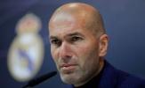 Bất ngờ với bến đỗ dự định của Zidane trong năm 2019