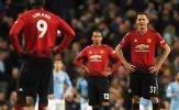 Với 3 lý do này, MU đừng mơ đặt chân vào top 4 Premier League