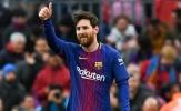 Chấm điểm Barca sau trận Espanyol: Không 'Quả bóng vàng', Messi vẫn ở đẳng cấp khác biệt