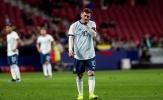 Sau thất bại lịch sử ngày về Argentina, Messi trở về Barcelona