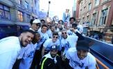 Đây, những khoảnh khắc đáng tự hào của Man City sau chặng đường khốc liệt