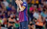 Và bây giờ ai sẽ là người phải xin lỗi Messi?