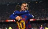 Đây, báo uy tín TBN xác nhận mối quan hệ thật sự giữa Messi và Griezmann