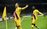 Đội hình dự bị, Barca vẫn đẳng cấp tiễn Inter khỏi CL ngay vòng bảng
