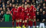 Đánh giá bộ mặt 5 đội bóng xếp vị trí số 1 5 giải đấu hàng đầu châu Âu