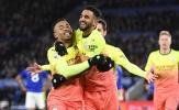 Điểm nhấn Leicester 0-1 Man City: Điểm đen số 10