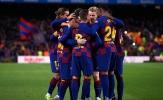 Tới thời điểm này thì còn giấc mộng nào cho Barca?