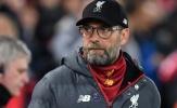 Klopp tiếp tục nhận chỉ trích sau lời than phiền ở Champions League