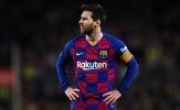 Messi đưa 2 điều kiện để tiếp tục ở lại Barcelona