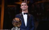 Ronaldo giành Quả bóng vàng: Anh có... buồn không?