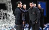 Gattuso tươi như hoa trong ngày giáng sinh đỏ của Milan