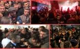 Arda Turan được fan chào đón như 'khủng bố' khi rời Barcelona