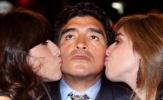 Bố con Maradona mâu thuẫn vì... 'mẹ kế'