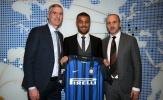 'Sát thủ ẩn danh' của Barca cập bến Inter Milan