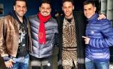 Neymar 'hù dọa' fan với gu thời trang hổ báo