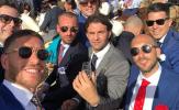 Ramos trốn Real rủ hội anh em về quê ăn cỗ