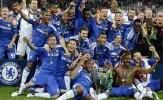 Điểm mặt những nhà vô địch 'mai rùa' tại Champions League