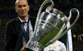 Top 5 'số má' trợ lực Zidane giành cúp Champions League