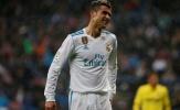 Real Madrid 'đoạn tuyệt' với Ronaldo trên mạng xã hội