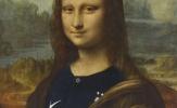 Té ngửa với nàng Mona Lisa phiên bản Les Bleus