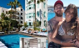 Messi nhận 'gạch đá' vì... khách sạn