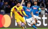 Gattuso: 'Đó là lợi thế nhỏ của Napoli trước Barca'