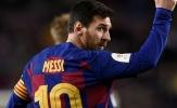 Thống kê G+A trung bình: Messi vẫn là số 1 trời Âu