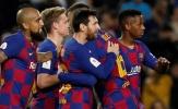 Đại chiến Barca - Napoli và thống kê khó tin của Blaugrana ở Camp Nou