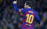 'Conte không cần Messi ở Inter Milan'