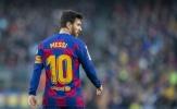 Lionel Messi và thành tích khủng trước các CLB Đức