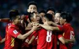 Xếp hạng FIFA tháng 06/2018: ĐT Việt Nam trên đỉnh Đông Nam Á
