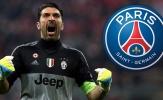 NÓNG: Buffon hoàn tất kiểm tra y tế với PSG