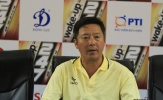 HLV Lê Huỳnh Đức tiết lộ Đức Chinh bị chấn thương nhưng giấu BHL