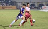 Đánh bại Sài Gòn FC, Hà Nội FC tạm thu hẹp khoảng cách với TP Hồ Chí Minh