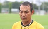HLV trưởng U15 Việt Nam tiết lộ bất ngờ về đối thủ tại giải U15 Đông Nam Á