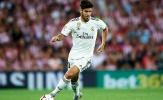 Real Madrid: Hay là để Asensio đá tiền đạo?