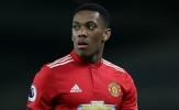 Anthony Martial: Đâu phải ngẫu nhiên bị Mourinho gạt bỏ