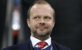 Hai sai lầm của Ed Woodward đã đẩy Man Utd đến 'bờ vực thẳm'