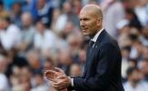 Zidane bất ngờ lên tiếng giữa tin đồn chuyển nhượng với Eden Hazard