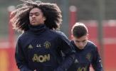 Rời Man Utd sang Hà Lan 'du học'? Tahith Chong đã có câu trả lời