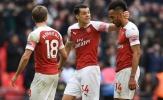 Jamie Carragher chỉ rõ vị trí của Arsenal cuối mùa này